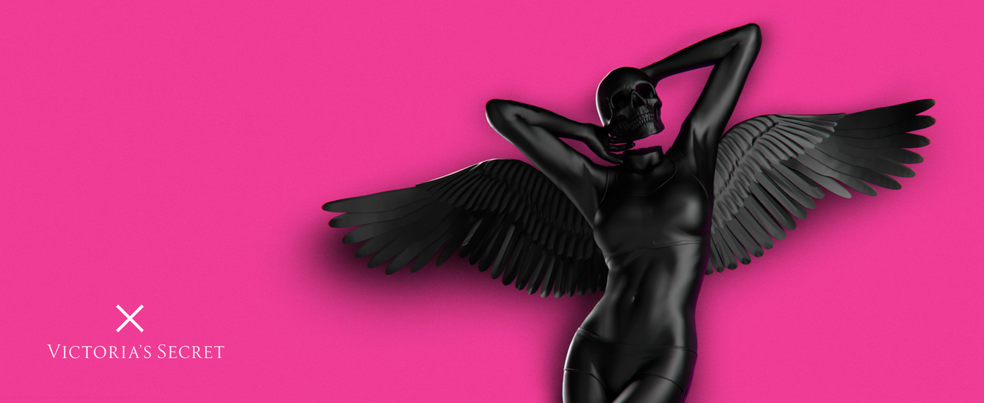 BANNER - XXX (Victoria's Secret) by alperdurmaz