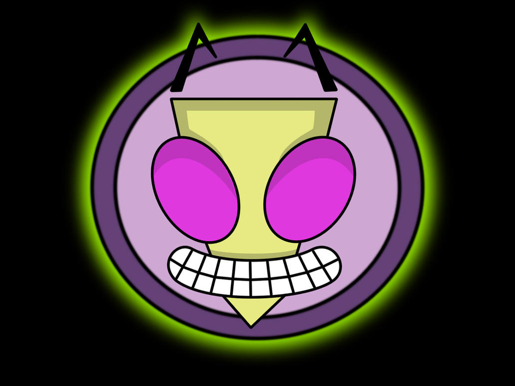 Irken Invader Logo By J Box
