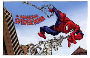 Spiderman , the Amazing. by GibsonQuarter27