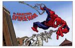 Spiderman , the Amazing.