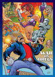 War On Drugs print