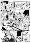 Judge Dredd page 5 inked