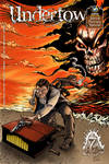 Undertow issue 1 'Ashcan cover