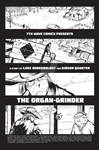Organ Grinder page 1 -Undertow #3