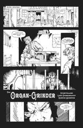 Undertow 5 - Organ Grinder page 1