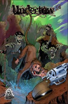 Undertow #6  Cover