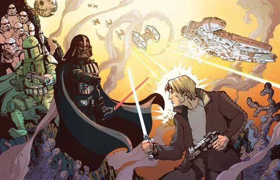 Star Wars - May the Force be with you
