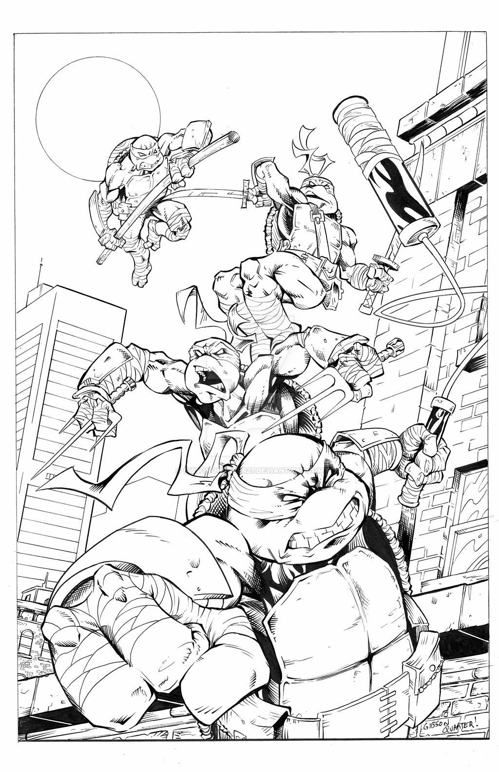 Teenage Mutant Ninja Turtles ... TMNT