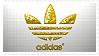 Adidas Orignals Gold by AlexSatriani