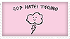 God Hates Techno by AlexSatriani