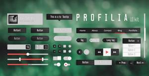 Profila UI kit