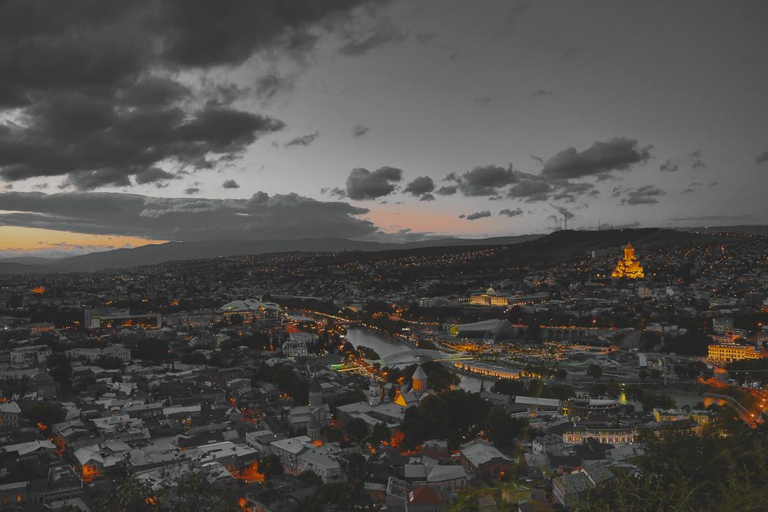 Tbilisi - Georgia by AlexSatriani