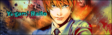 Raito - light + color by min0ri