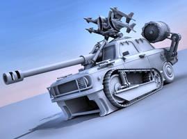 Super car by sergin3d2d