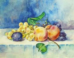 Fruits by sergin3d2d