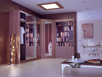 Another interior by sergin3d2d