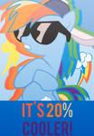 Poster - Rainbow Dash