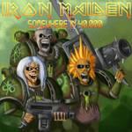 Iron Maiden: Somewhere in 40k