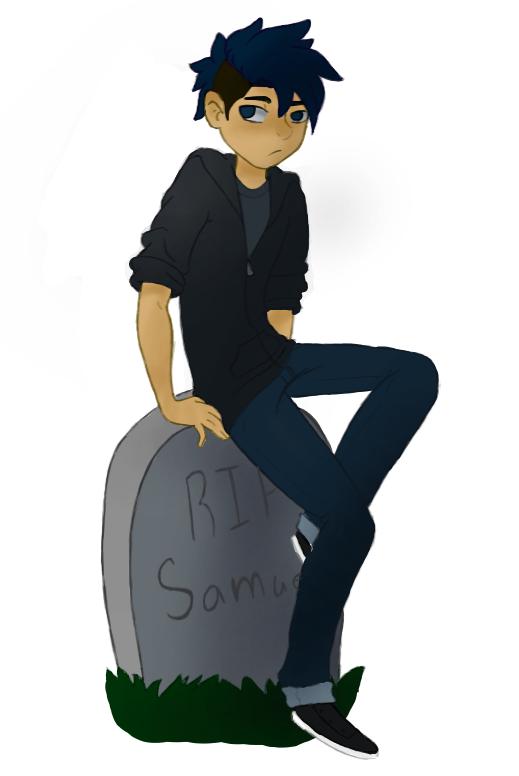 Rip Samuel by GhostlyIntrovert