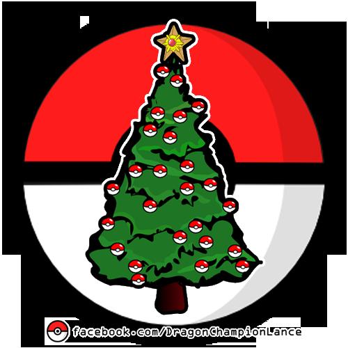 Pokemon Christmas Tree by OO87adam on DeviantArt