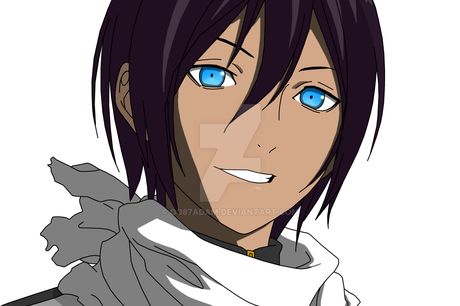 Delivery god of calamity yato by oo87adam on deviantart