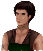 it is supposed to be Gendry by Hogaku
