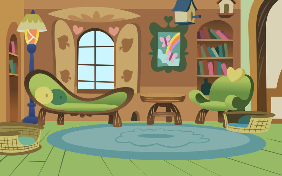 Beggining to End - A Visit to Fluttershy's Cabin - Fimfiction