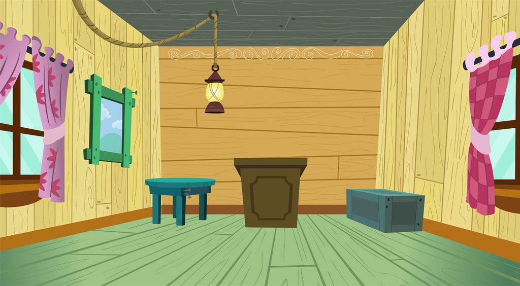 image gallery inside home cartoon