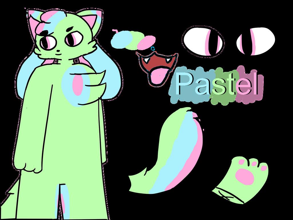 Pastel ref by Sherlya3266