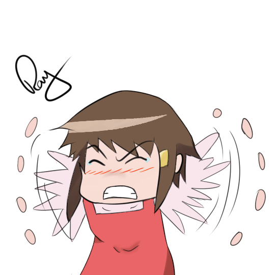 Angry Chibi by AbdulelahRay on DeviantArt