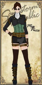 [SREP] New Miss Nicce