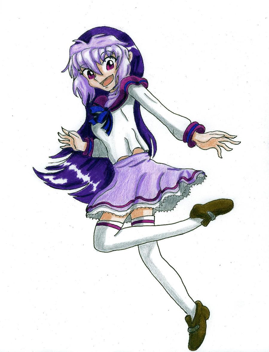 Art Trade - Lily-Chan by yugi-chan-0taku
