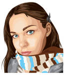 Self Portrait - Illustrator