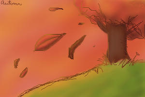 Autumn. by TehLissness