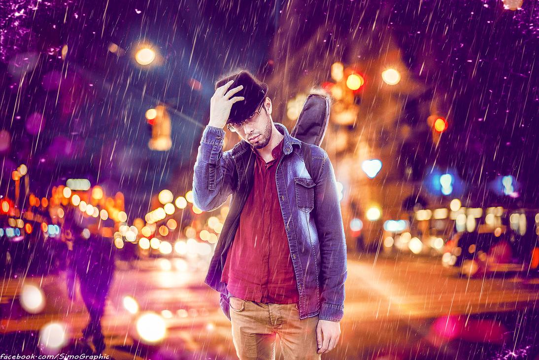 Rainy Day by SimoGraphic1