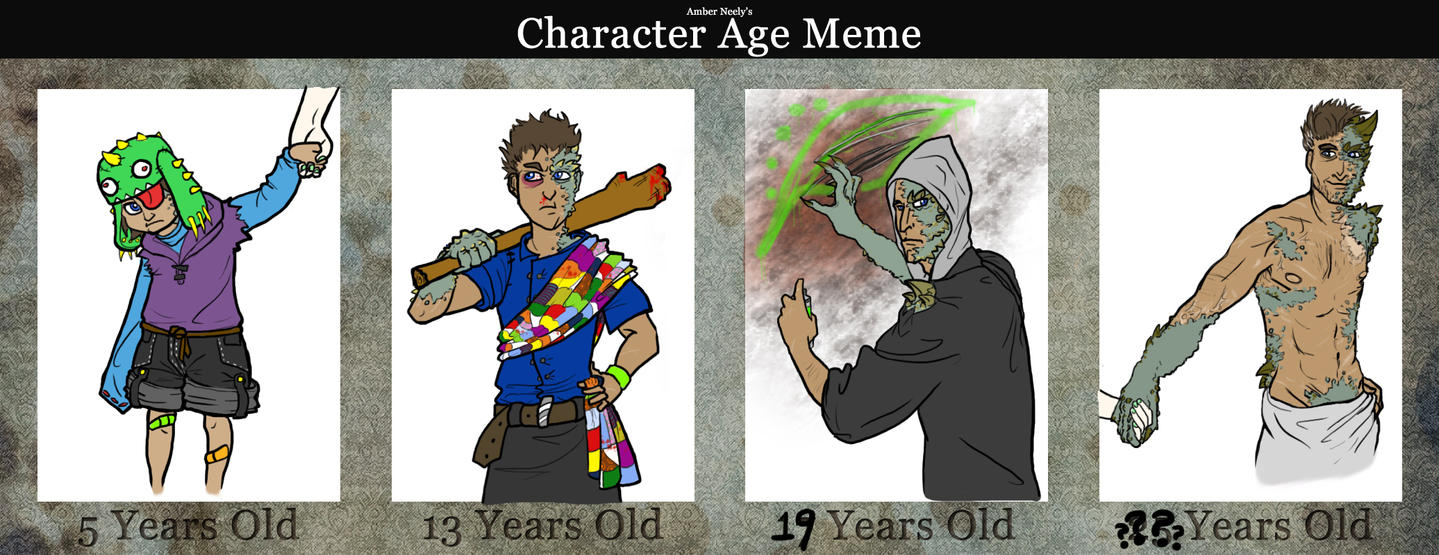 Pointless Age Meme by Voodoofish