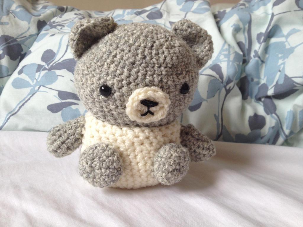 Kawaii Bear Amigurumi images