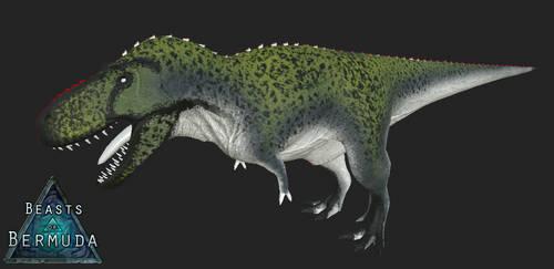 Kiwi Rex by Misha-Zhirov