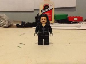Lego custom DC Talia Al Ghul