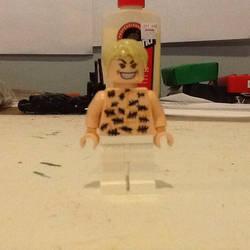 Lego custom DC Mr. Zsasz