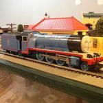 Custom HO/OO scale Blue Henry