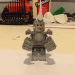 Lego custom Marvel The Rhino