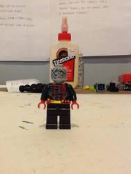 Lego custom DC Hush