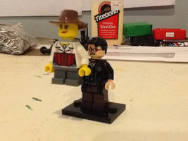 Lego custom DC The ventriloquist