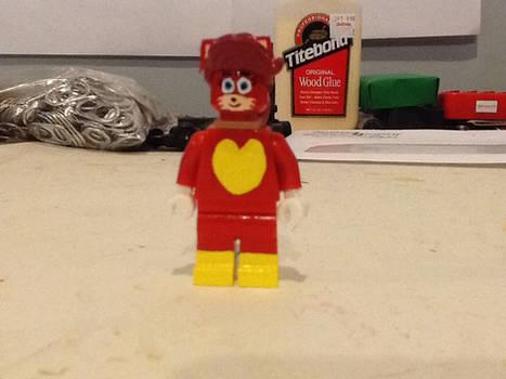 Lego custom SEGA/Archie Auto-Fiona
