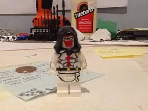 Lego custom DC Azrael