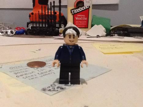 Lego custom DC Jason Todd
