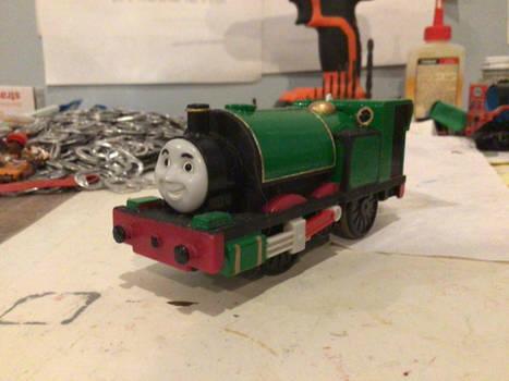 TOMY/Trackmaster custom Talyllyn