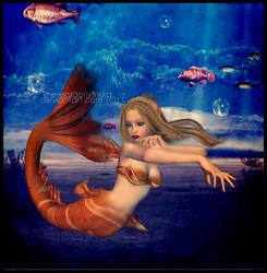 Mermaid by ThErEaLDoLLyFrikka
