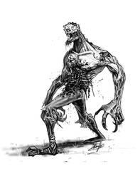 Zombie Speed Sketch - video